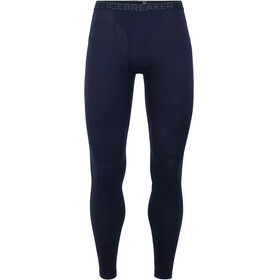 Icebreaker 200 Oasis Leggings with Fly Men Midnight Navy/Monsoon